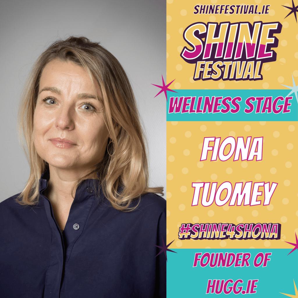 Shine Fiona Tuomey Wellness Stage